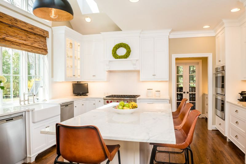 clean crisp kitchen - Crisp Kitchen