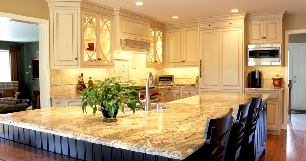 View Custom Cabinetry Contact Us Today